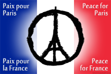 Peace for Paris - Peace for France